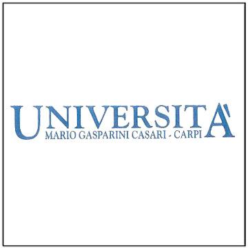 Università Mario Gasparini Casari - Carpi - Modena