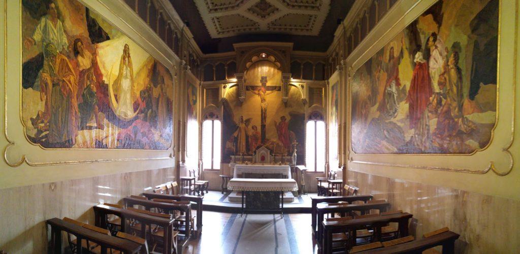 Cappella Palazzo Corso Carpi