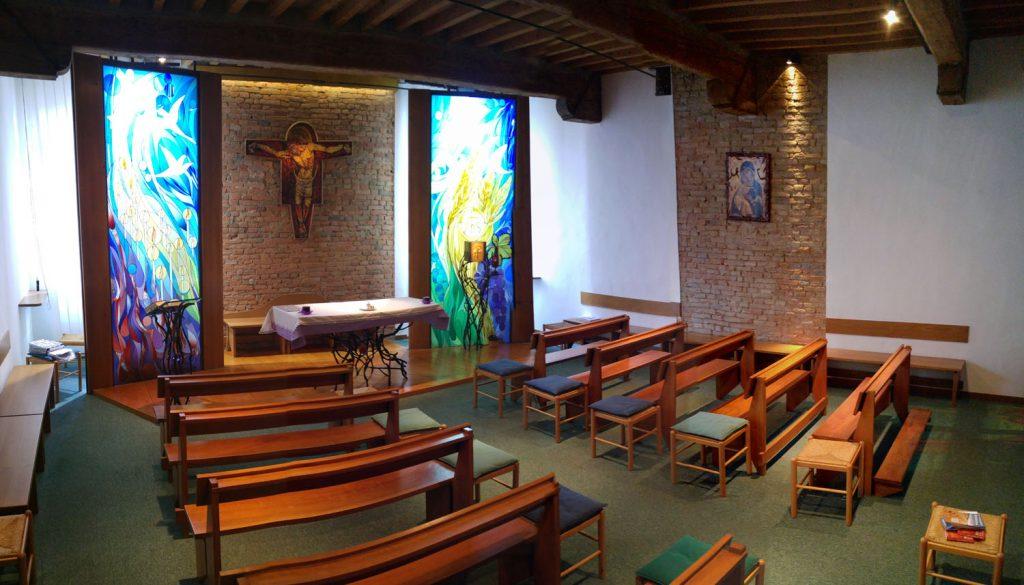 Cappella Oratorio Cittadino Eden Carpi